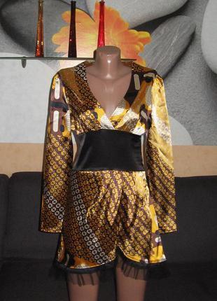 Платье axara,франция, р 36-38
