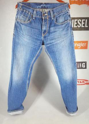 Мужские джинсы levis 514w32l32