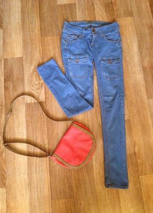 Классные джинсы berska