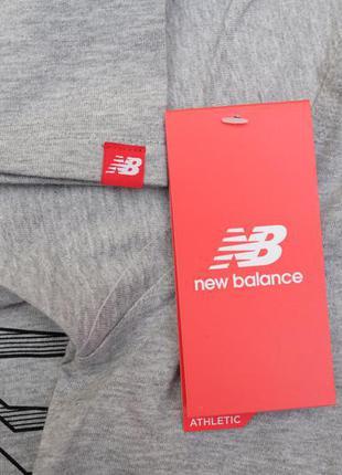 Футболка new balance l. 100% оригинал5 фото