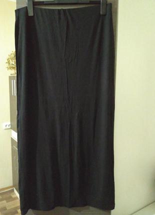 Длинная юбка большого размера