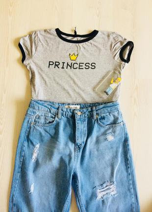 Супер стильна футболка princess