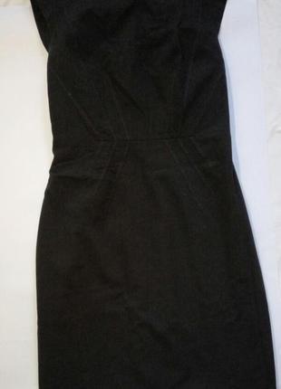 Строгое платье футляр