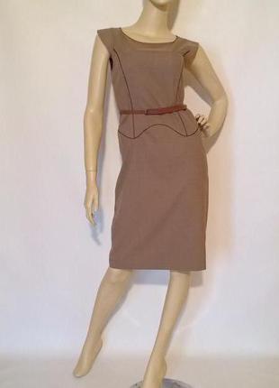 Платье футляр миди деловой стиль next