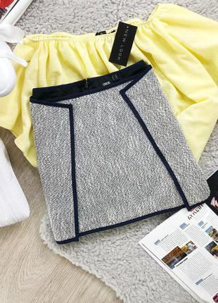 Оригинальная юбка мини asos