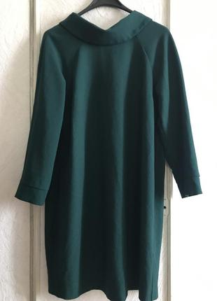 Базовое платье футляр papaya weekend 12-14 р!