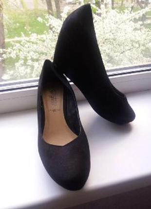 Туфли на платформе от new look