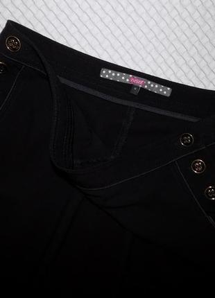 Юбка миди, очень стильная с карманами и красивыми пуговками