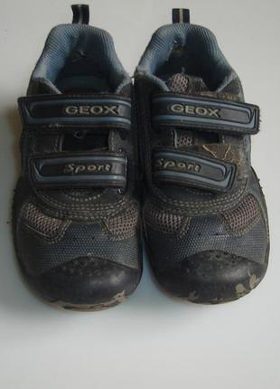 Geox кроссовки, ботинки р 29, стелька 18,5 см состояние нормальное,