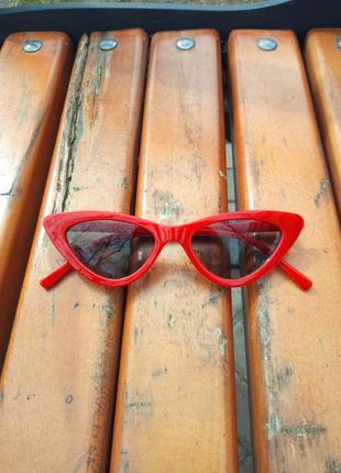 "Солнцезащитные очки ""кошечки""(ретро)"