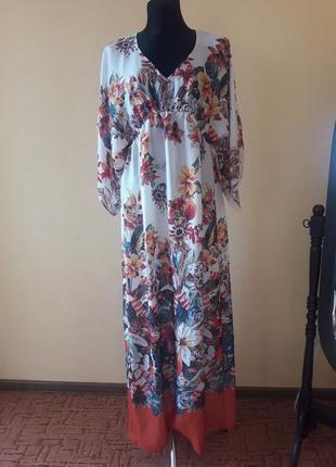 Безумно красивое платье от zara