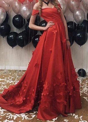 Выпускное {вечернее} платье