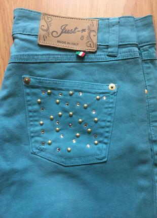 Продам новые джинсы брюки justor