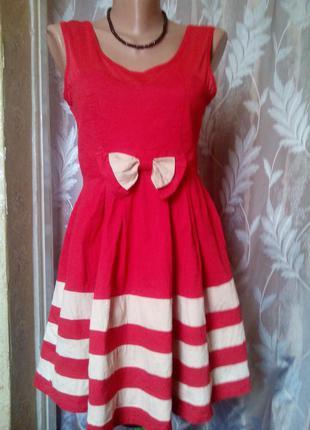 Очень красивое платье с пишней юбкой boohoo