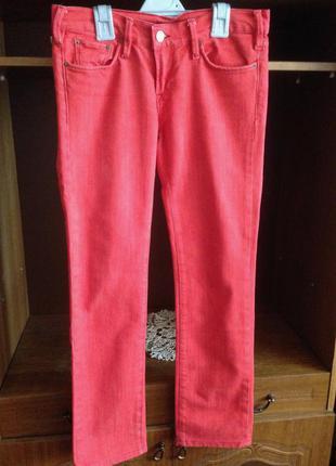 Женские прямые джинсы ralph lauren