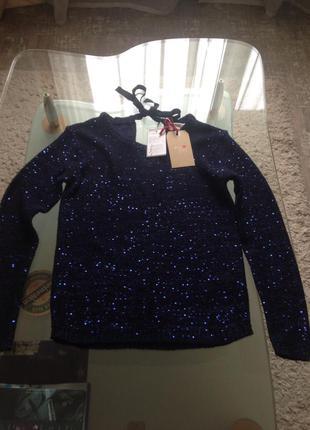 Новый с бирками свитерок xs-s