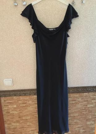 Шифоновое платье  per una