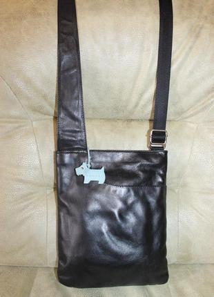 Radley фирменная сумка через плечо из натуральной кожи