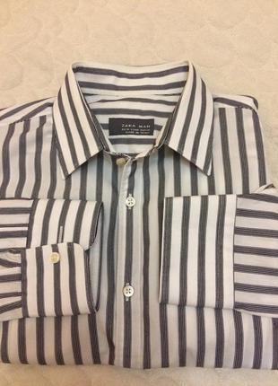 Рубашка мужская стильная модель бренд
