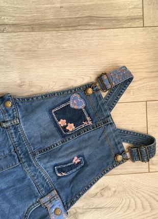 Комбінезон шортами george - 4-5 років3 фото