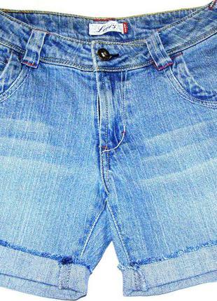 Шорты джинсовые levis strausse