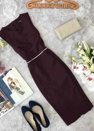 Платье - футляр ниже колена   dr1817174  dorothy perkins