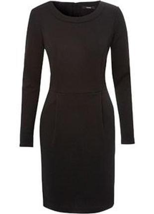 Фактурное платье-футляр george