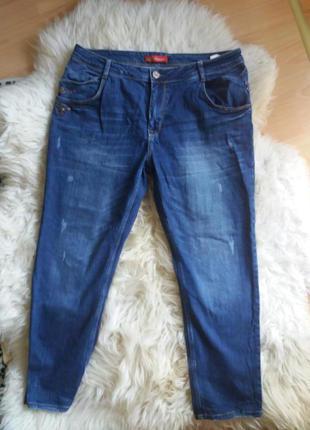 Супер джинсы  турция большой размер