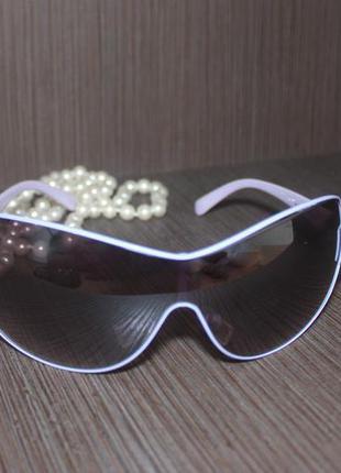 Очки в фиолетовой оправе