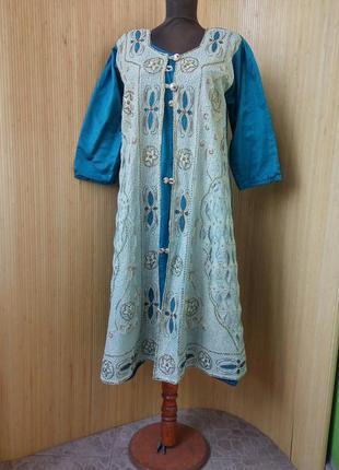 Нарядное платье / туника в этно стиле