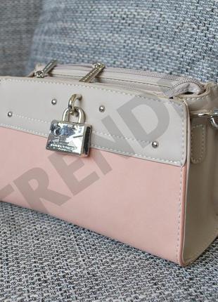 Бесплатная доставка #5721 pink david jones женский клатч кроссбоди