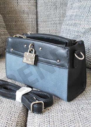 Бесплатная доставка #5721 blue david jones женский клатч кроссбоди