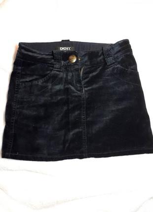 Крутая юбка dkny оригинал на девочку 4-5 лет