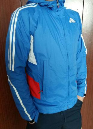 "Фирменая курточка ""adidas""2 фото"