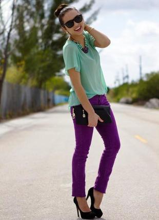 Крутые итальянские джинсы ittierre c эффектом старения 26/27 обхват в поясе 76-78