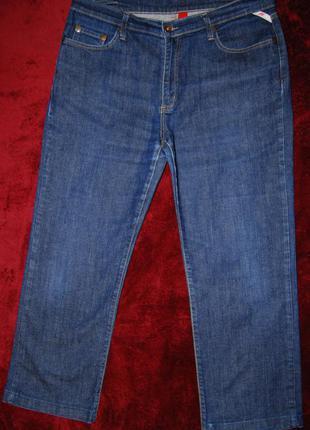 Крутые фирменные джинсы blackburn пот 45 см