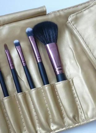 Профессиональный набор кистей для макияжа 7 штук