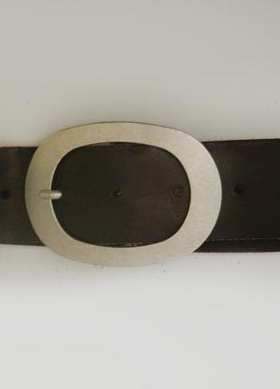 Ремень пояс широкий кожаный accessirize