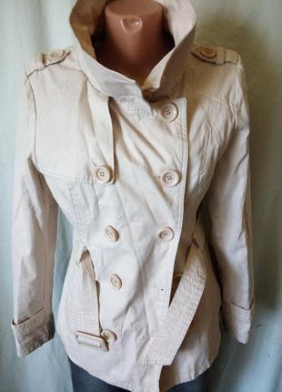 Весенняя куртка курточка коттон