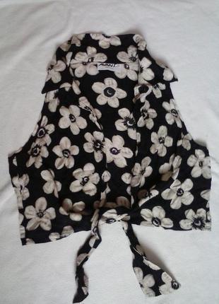 Укорочена блуза