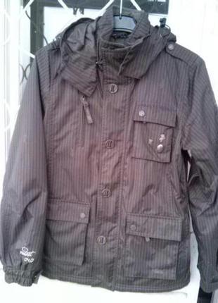 Крутая лыжная куртка protest.унисекс.