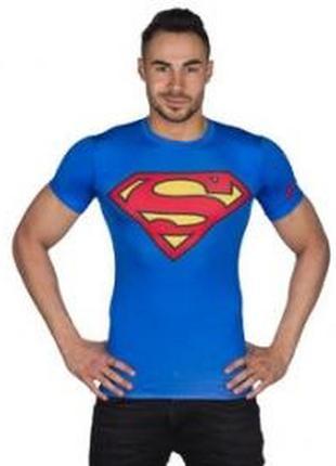 Спортивная компрессионная  футболка рашгард under armour оригинал
