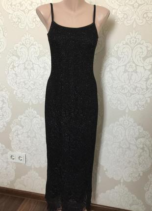 Вечернее платье, ажурное платье