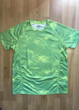 Термо футболка crivit sports для бега в крутой раскраске!
