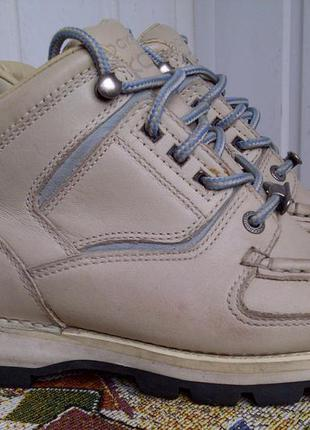 Треккинговые ботинки rockport xcs waterproof hydro shield