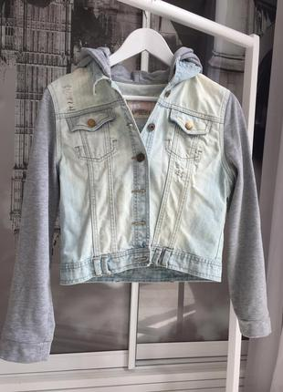 Джинсовая куртка от new look