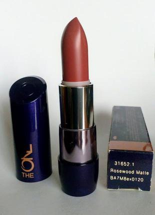 Кремовая губная помада 5-в-1 the one colour stylist -31652 шелковая роза