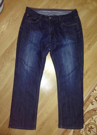 Мужские джинсы в идеальном состоянии 38/32 стрейч