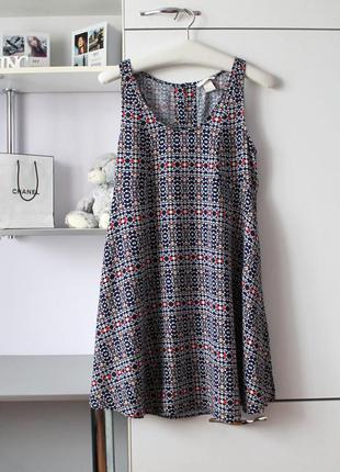 Милое мягенькое платье от h&m