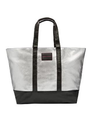 Пляжная сумка, шопер от victoria's secret